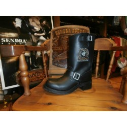 SENDRA BOOTS 4380 STEEL MATEBOX NEGRO STEEL TOE