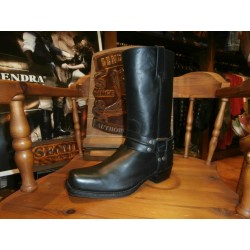SENDRA BOOTS 4553 STRONG PULL OIL NEGRO